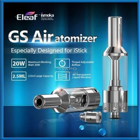 Atomizzatore Eleaf GS Air BVC