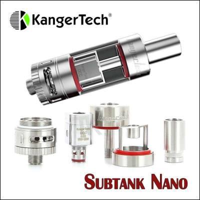Clearomizer Kangertech Subtank Nano (Black) Head OCC