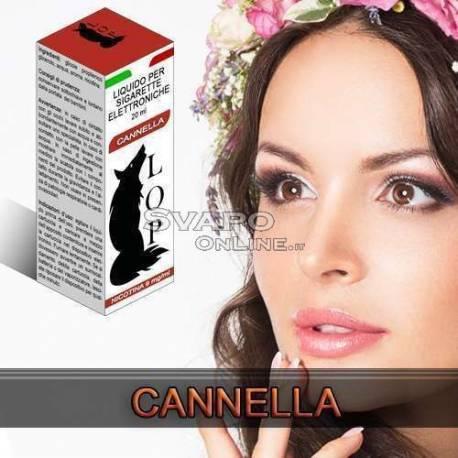 Italian Eliquid Lop Cannella