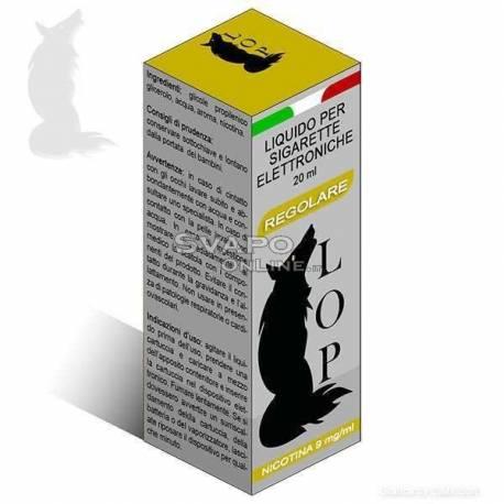 Italian Eliquid Lop Tobacco Regular