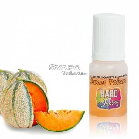 Italian Eliquid Lop Hard Vaping Sweet Poison (Melon and Wormwood)