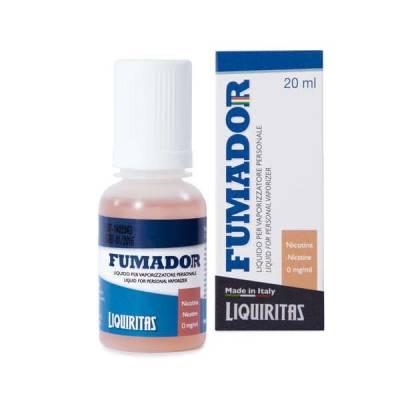 Fumador 20ml Liquiritas 9mg Nicotine