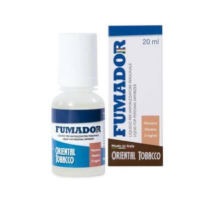 Fumador 20ml Oriental Tobacco Nicotine 9mg