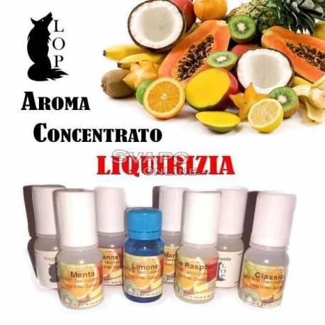 Concentrate Italian Flavor Lop Liquirizia