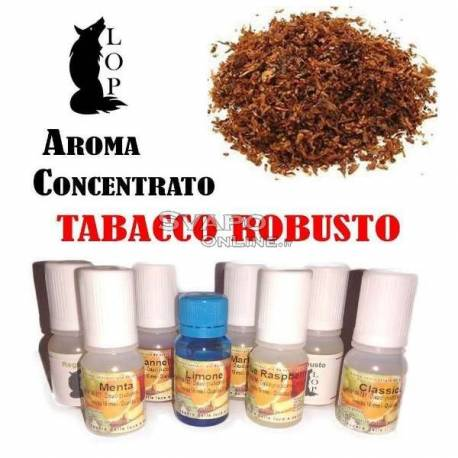 Italian Concentrate Flavor Lop Tobacco Strong
