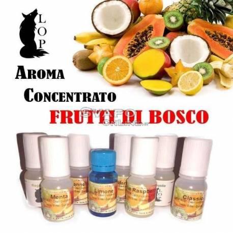 Concentrate Flavor Lop Soft Fruits