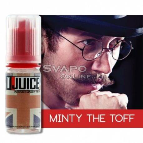 Liquid Minty The Toff T-Juice