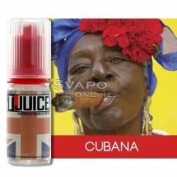 Liquido T-Juice Cubana