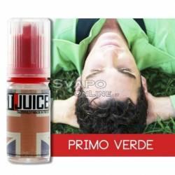 Liquido T-Juice Primo Verde