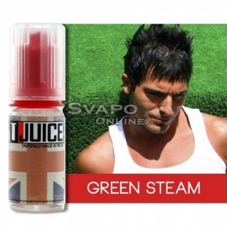 Liquid Green Steam T-Juice