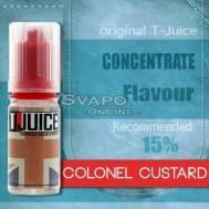 Aroma T-Juice Colonel Custard 10ml