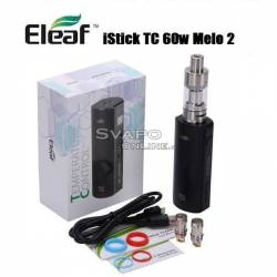 iStick TC 60w complete with Melo 2 Atomizer