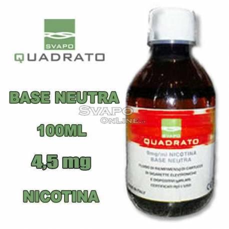 Svapo Quadrato Basic Liquid 100ml 4