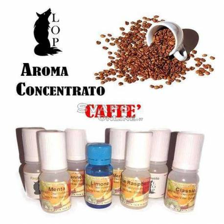 Italian Concentrate Flavor Lop Coffee