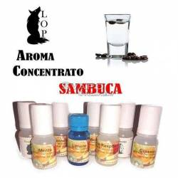 Italian Concentrate Flavor Sambuca 10ml