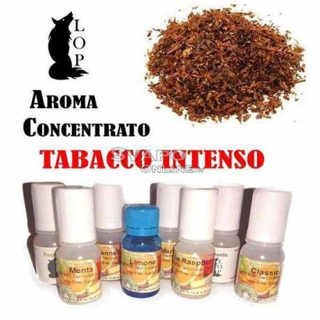 Italian Concentrate Flavor Lop Tobacco Intense