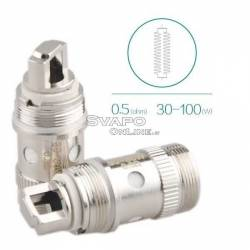 EC Head 0.5 Ohms For Melo - Melo 2 - iJust 2 (kanthal wire 30w -