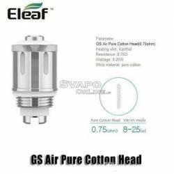 Head Coil Eleaf Per Gs Air 2 0.75Ohm