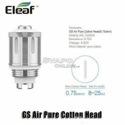 Head Replacement For Gs Air 2 - 0.75 Ohm