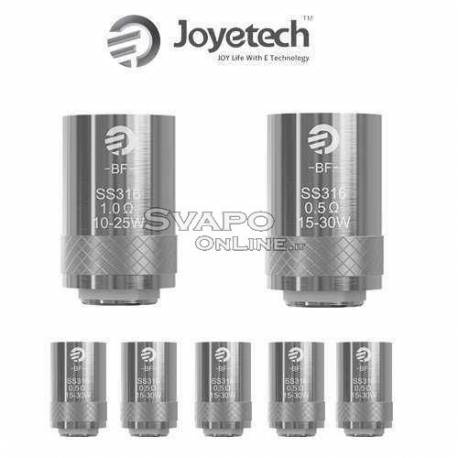Head Coil Joyetech Cubis BF SS316_0.5Ohms