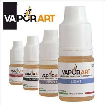 Vaporart liquid 10 ml - Tobacco Light