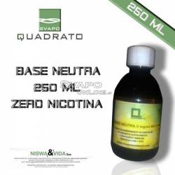 l base 250 ml Without Nicotine