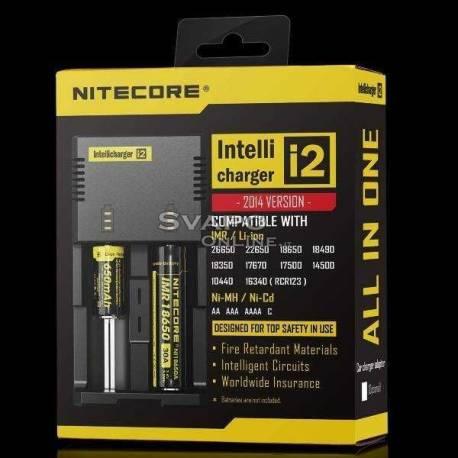 3.7 V Battery Charger Nitecore i2