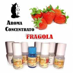 Italian Concentrate Flavor Strawberry 10ml