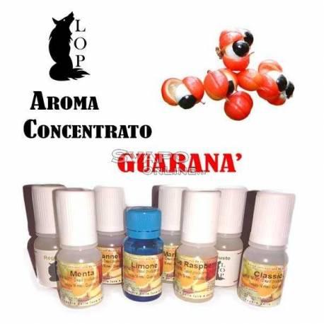 Italian Concentrate Flavor Lop Guaranà
