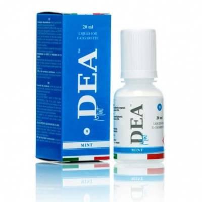 Liquid Dea Flavour Mint Without Nicotine