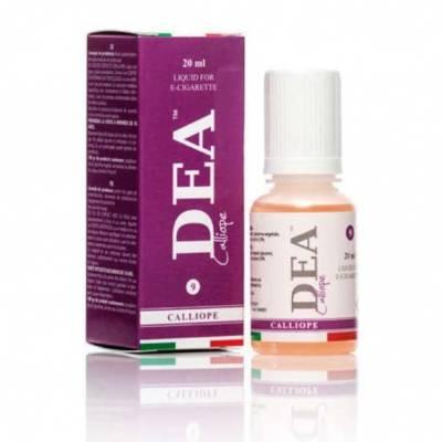 Liquid Dea Flavour Calliope 20ml - Without Nicotine
