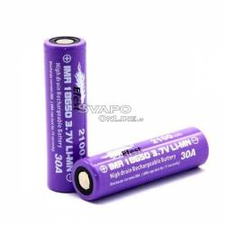 IMR 18650 2100mah 30A Flat Top Li-ion Battery