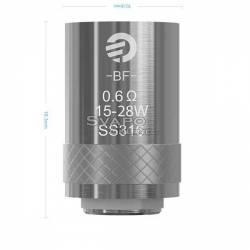 Head Cubis - Aio - BF SS316-0.6 Ohms