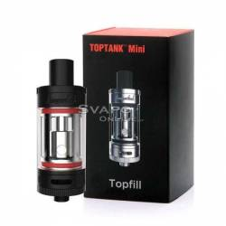 Clearomizer TopTank Mini 4ML - TC - SSOCC - RBA