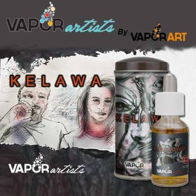 Liquido Vaporartists Kelawa (Tabacco Misto)