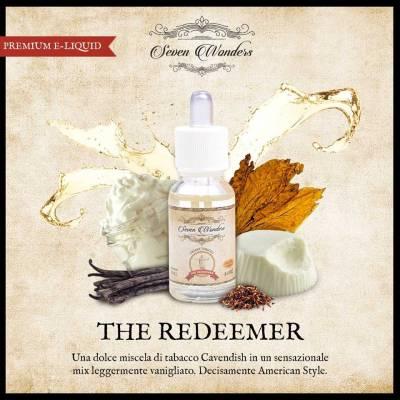Seven Wonders The Redeemer 8mg Nicotine