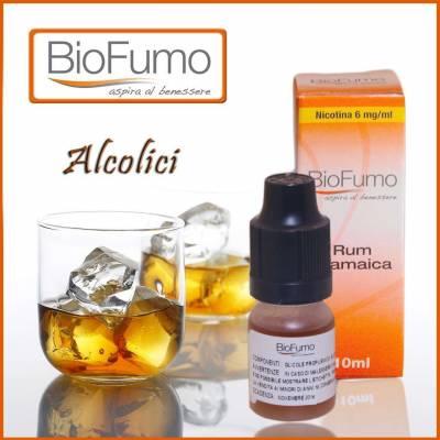 Biofumo Alcohol