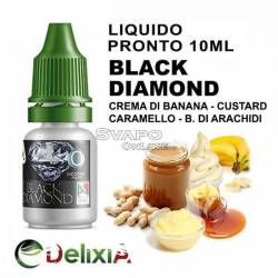 Black Diamond (Banana, Caramello, Crema, Arachidi) 10ml