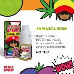 Liquido UltraPop Jamaica Bum 70VG/30PG