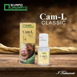 Svapo Quadrato Tabacco Cam-L