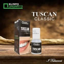 Svapo Quadrato Tabacco Tuscan
