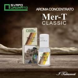 Svapo Quadrato Aroma Tabacco Mer-t
