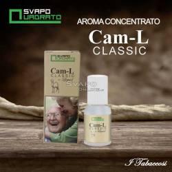 Svapo Quadrato Aroma Tabacco Cam-L