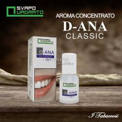 Svapo Quadrato Aroma Tabacco D-Ana