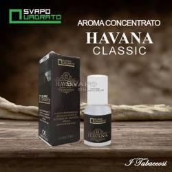 Svapo Quadrato Aroma Tabacco Havana