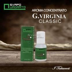 Svapo Quadrato Aroma Tabacco G-Virginia