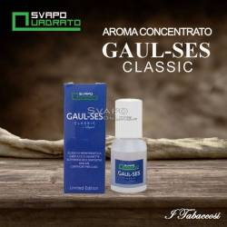 Svapo Quadrato Aroma Tabacco Gaul-Ses