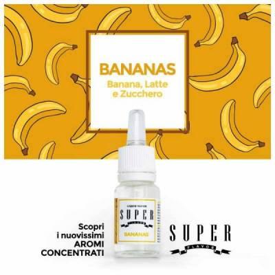 SUPERFLAVOR Bananas Aroma Concentrato