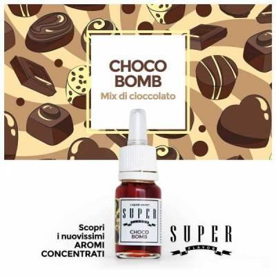 SUPERFLAVOR Choco Bomb Aroma Concentrato