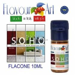 Flavourart Soho (Tabacco Americano)